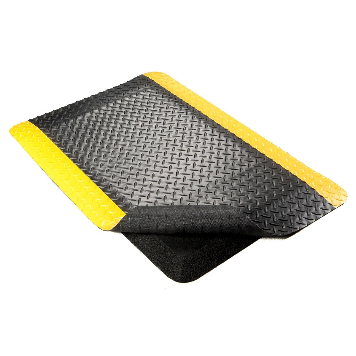 alfombra de goma antifatiga con base de espuma casfer