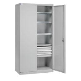 armarios-metalicos-taller-puertas-batientes-2