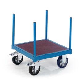 Carros de transporte para piezas largas