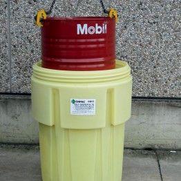 Contenedor para el almacenamiento y transporte de barriles