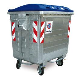 Contenedores metálicos para residuos