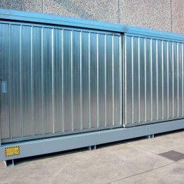 Módulos de almacenamiento exterior para 4 KTC's