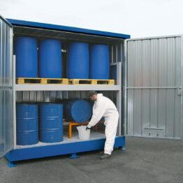 Módulos de almacenamiento exterior