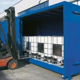 Módulos de almacenamiento exterior para KTC's
