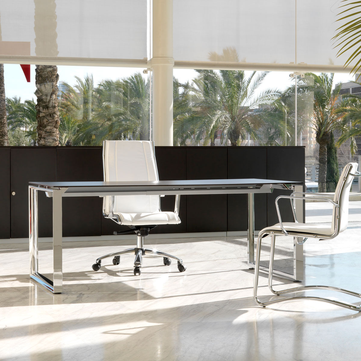 Mesas de oficina nobu - Mesas de oficina ...