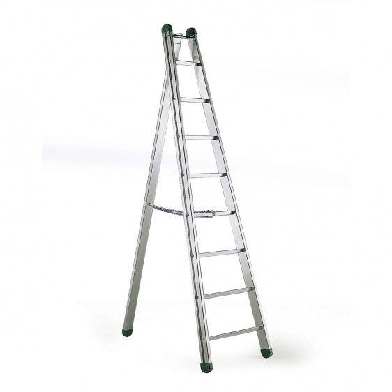 Escalera para agricultura vega for Precio escalera aluminio