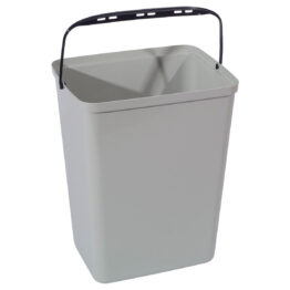 Kit de 4 cubos para reciclaje