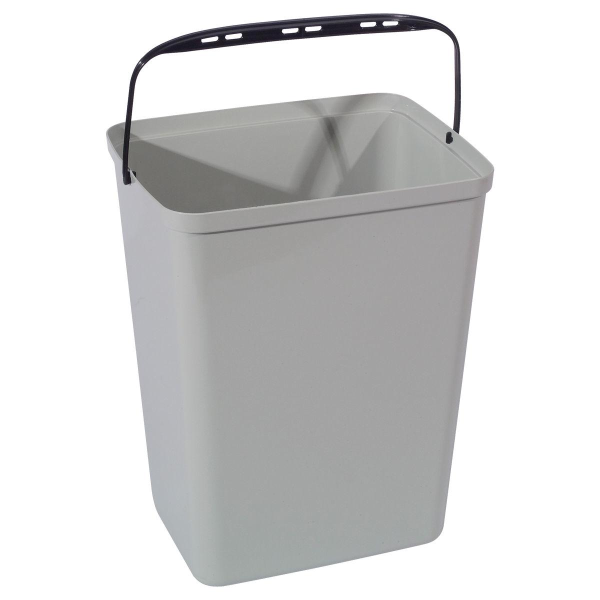 Kit de 4 cubos para reciclaje for Cubos de reciclaje ikea
