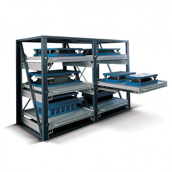 Estanter as para grandes cargas system ar - Estanterias metalicas de diseno ...