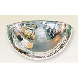 Espejos industriales esféricos para vigilancia o intersecciones