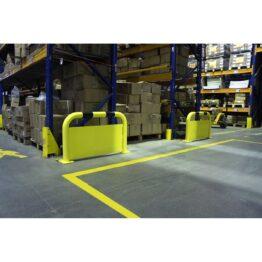Arcos de protección de gran resistencia para almacenes, máquinas, zonas de peligro...