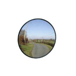 Espejo para intersecciones o parkings, con soporte rotante