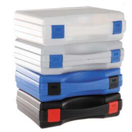 Maletín plástico para almacenaje