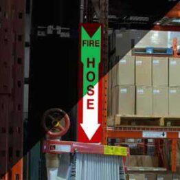 Señalizaciones fotoluminiscentes de emergencia e incendios