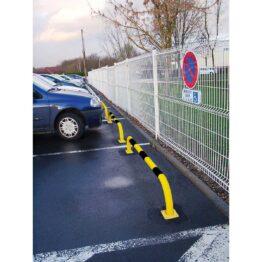 Arcos de protección para almacenes, parkings, máquina, etc.