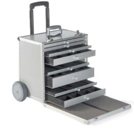 Maleta trolley para muestrarios
