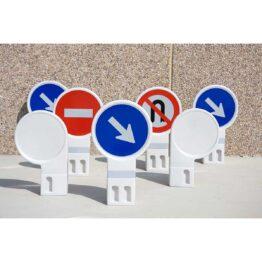 Soportes para señales