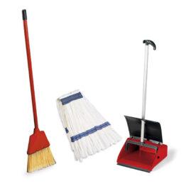 Sistemas para la limpieza de superfícies