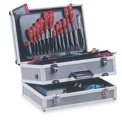Maleta trolley para muestrarios - Maletin de aluminio para herramientas ...