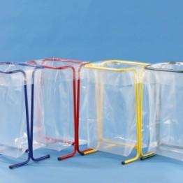 Soportes de sacos de basura