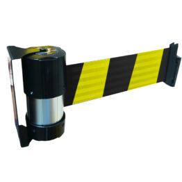 Cinturón-extensible-de-pared-negro-y-amarillo