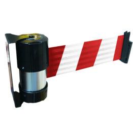 Cinturón-extensible-de-pared-rojo-y-blanco
