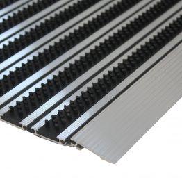 alfombra de perfil de aluminio Aluflex domestic. Disset Odiseo
