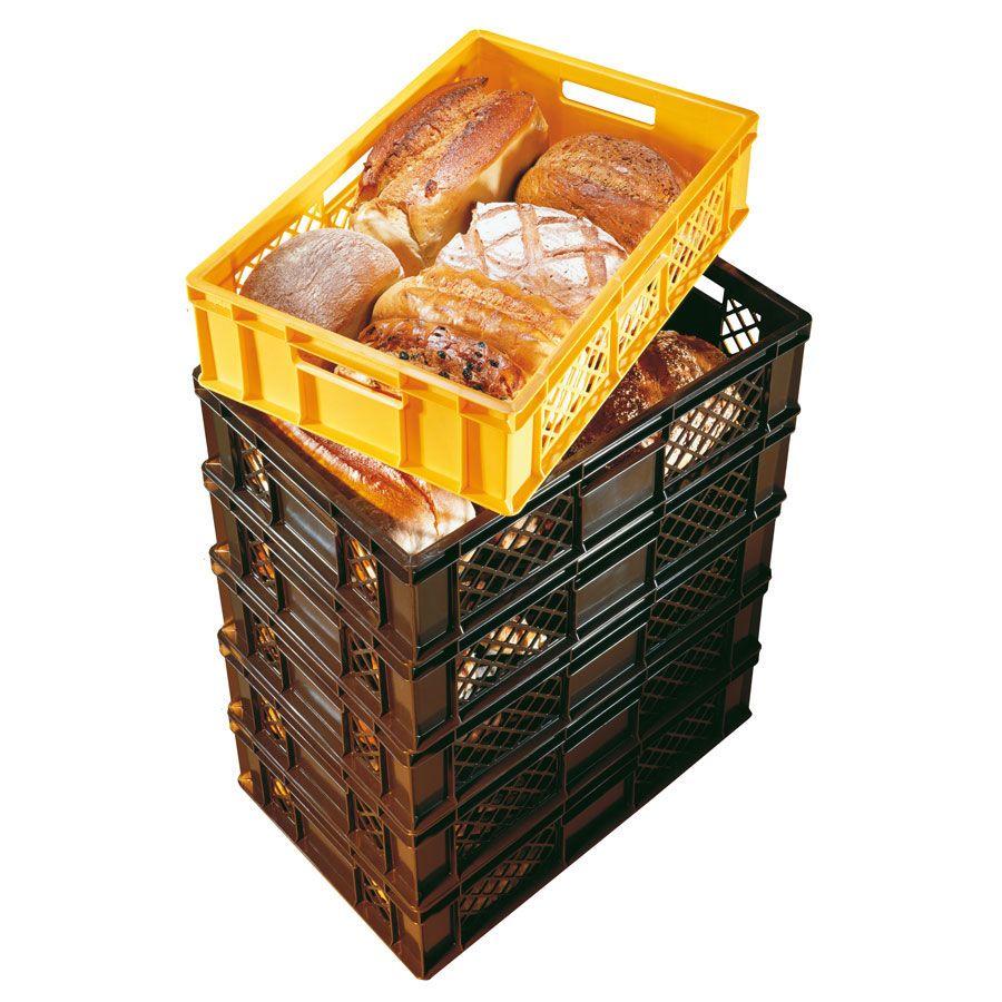 Cajas de plástico para pan