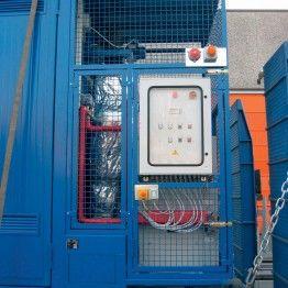 Cámara térmica con climatización constante a 20ºC