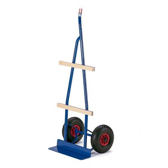 Carros de transporte de dos ruedas para planchas