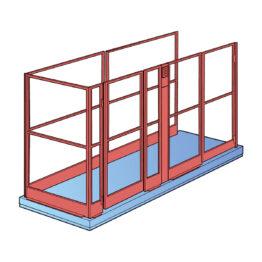 Accesorios para mesas elevadoras