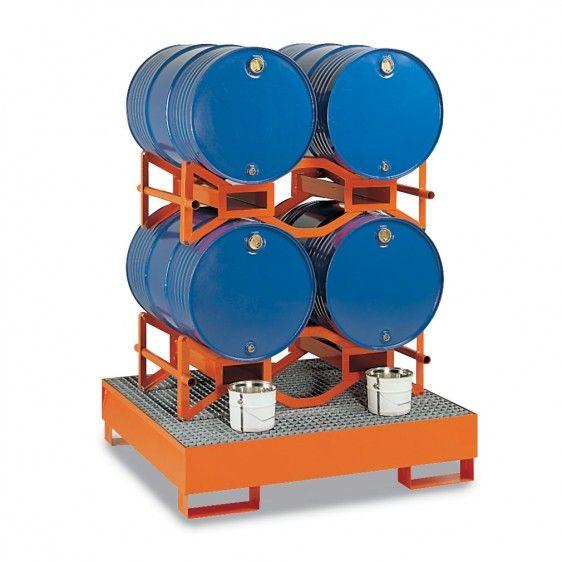 Soportes para barriles