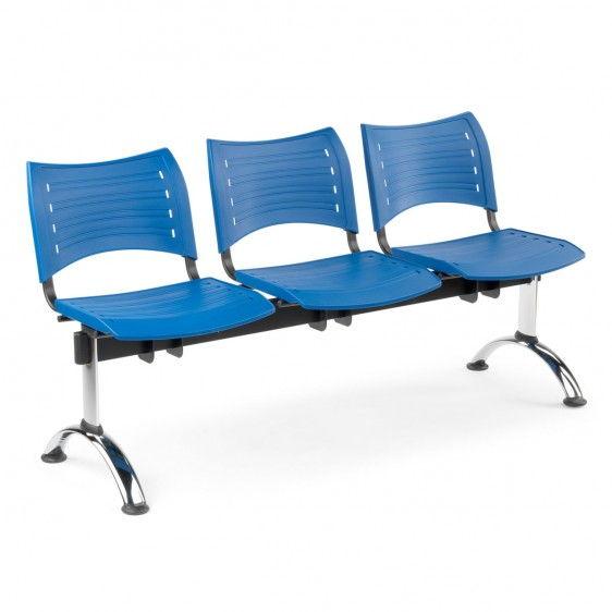 Sillas de pl stico para sala de espera - Tapiceria de sillas precios ...