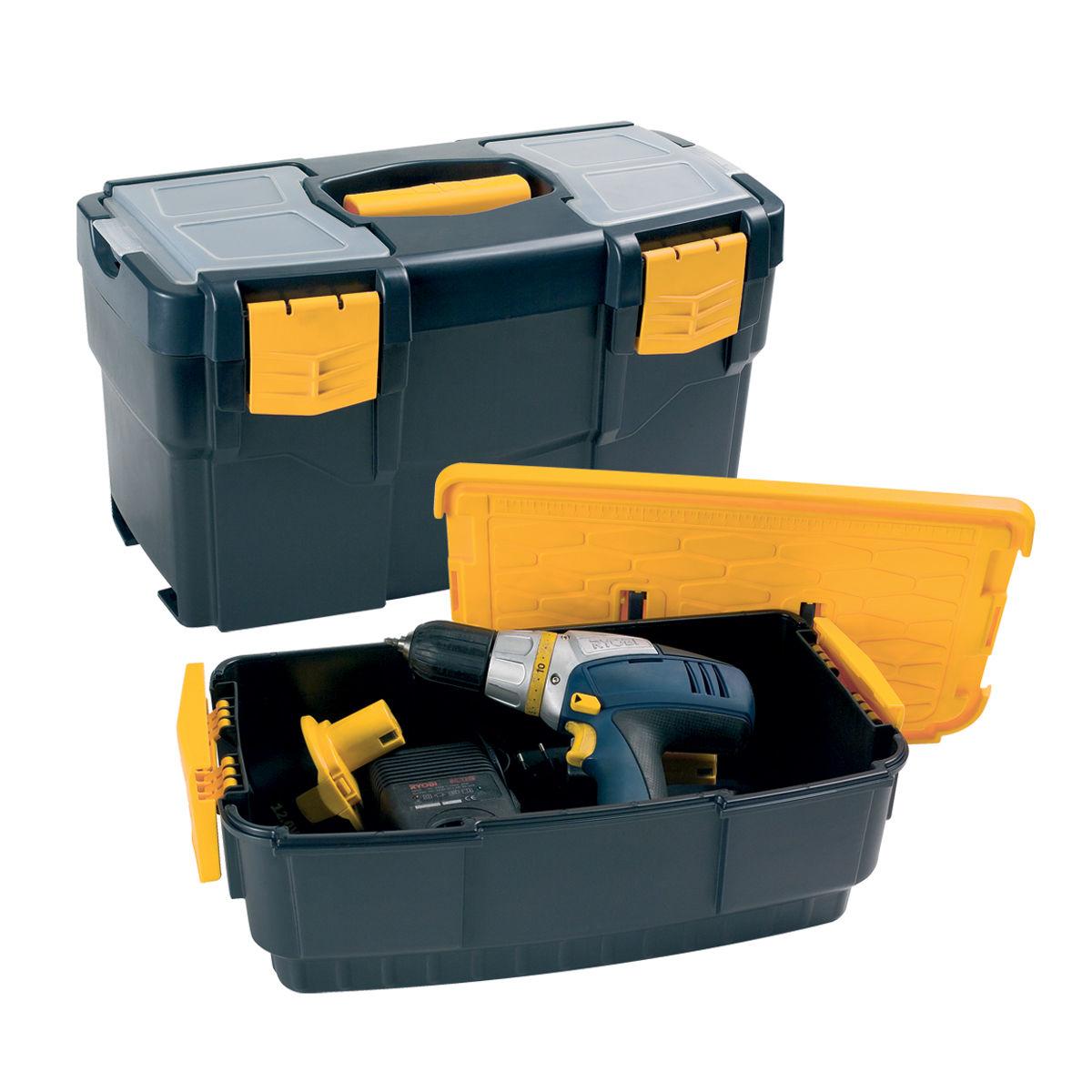 Cajas para herramientas