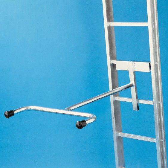 Escalera de tres tramos Omega