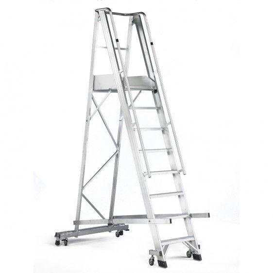 Escalera con plataforma Osa Mayor