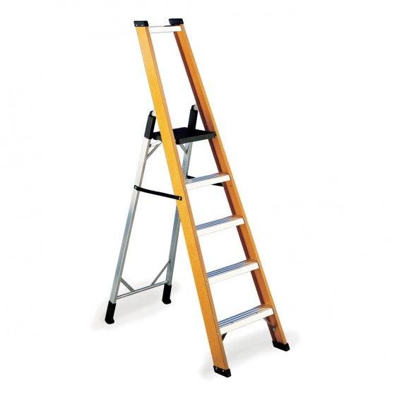 Escalera para electricista polar vr for Escalera de electricista