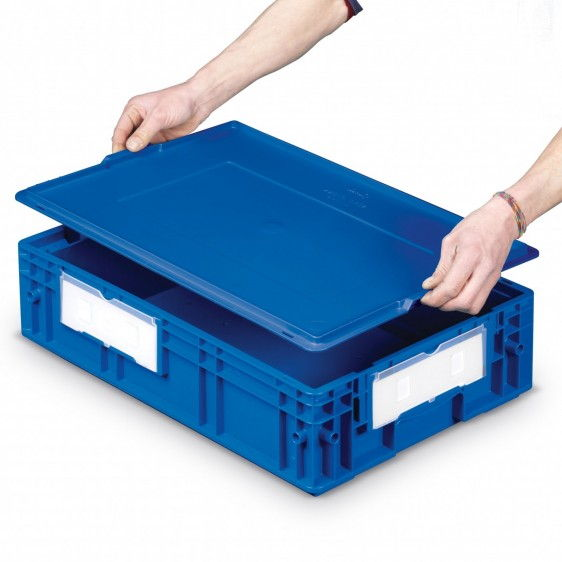 Cajas de plástico RL KLT