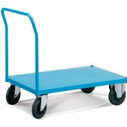 Carros de transporte con base metálica serie COMBI CE