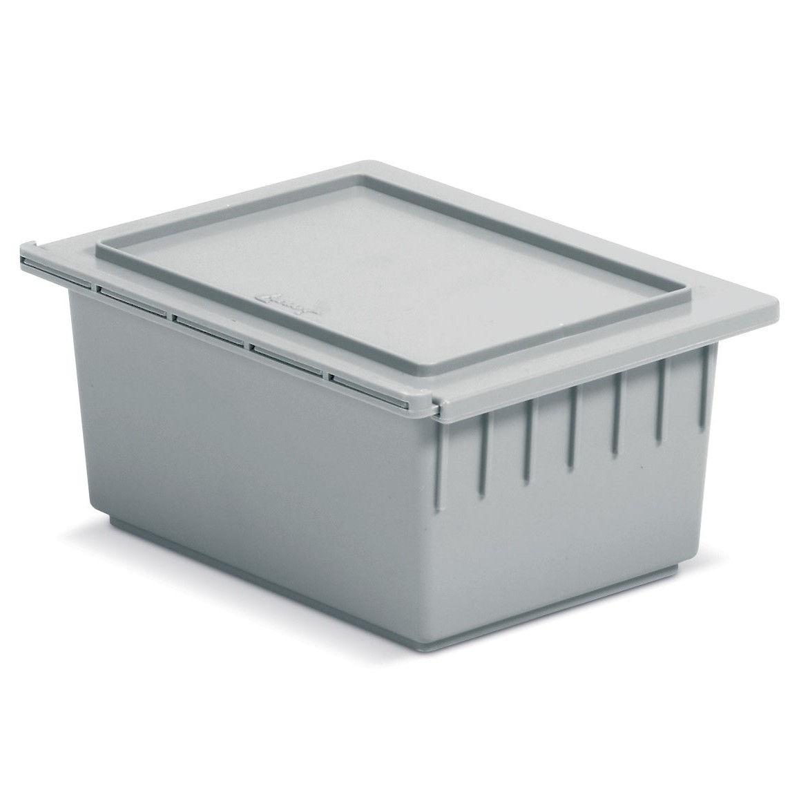 Cajas de plástico Gold box