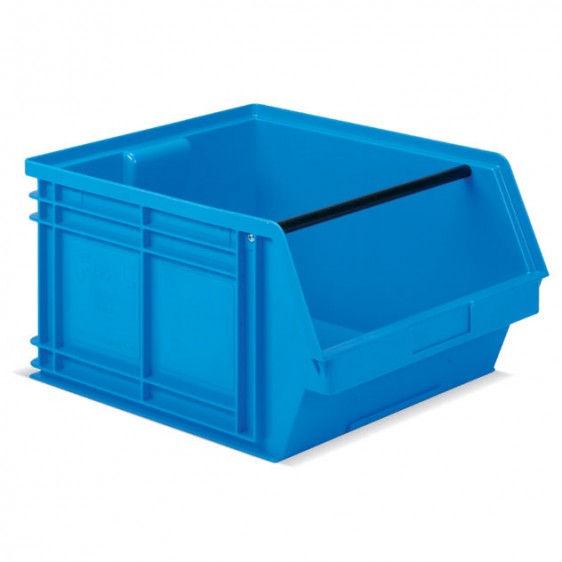 Cajas de plástico con frontal abierto Zeus Compat