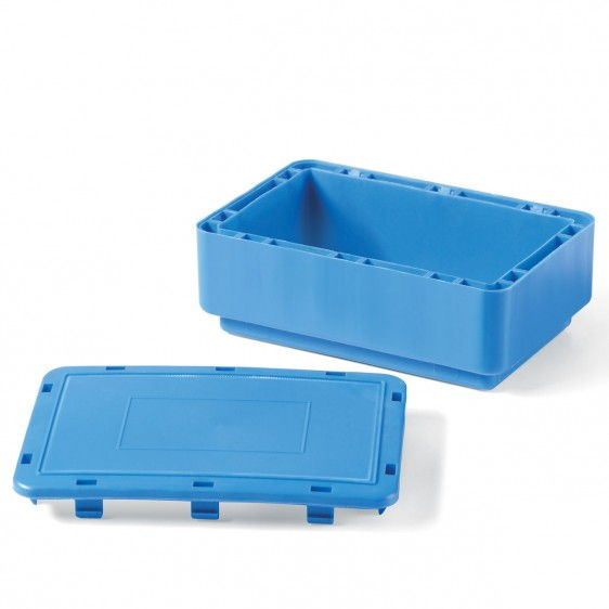 Cajas de plástico Security shell