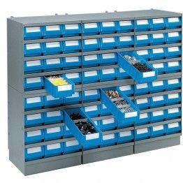 Caja de plástico Multibox