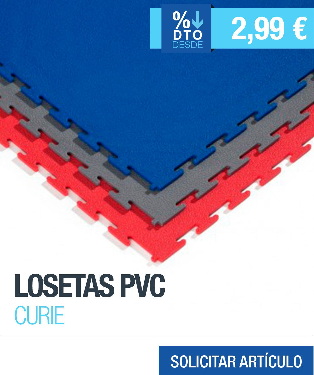 Losetas de PVC CURIE