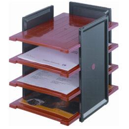 Clasificador con estantes