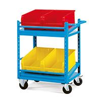 Carros ligeros para transporte de cajas