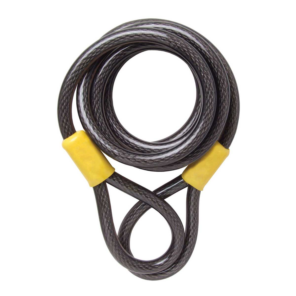 Cable de seguridad de doble lazo