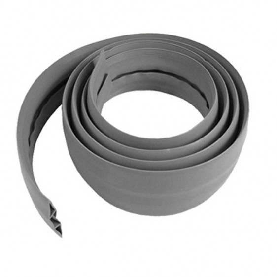 Protector de cables enrollable para obras o eventos provisionales