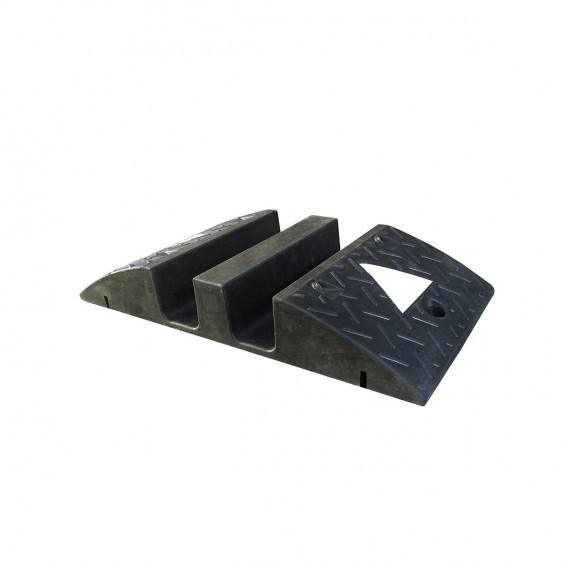 Protector de cables de superficie reductor de velocidad