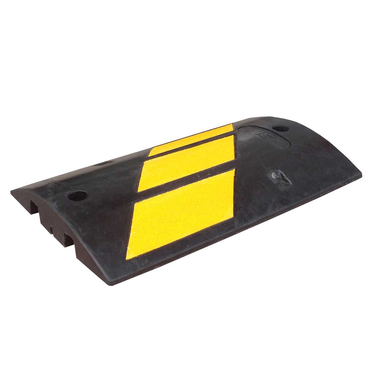 Regulador de velocidad modular pesado para zonas de paso de vehículos pesados